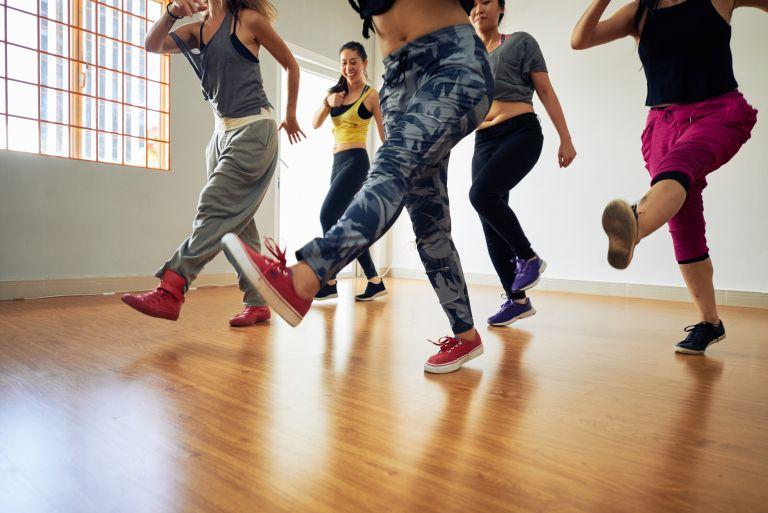 Προπονηθείτε σε ρυθμούς χιπ χοπ | vita.gr
