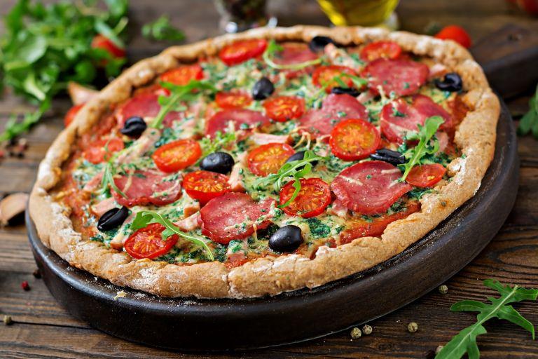 Πίτσα διαίτης | vita.gr