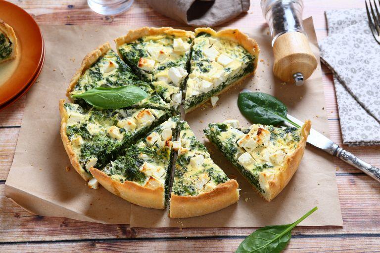 Πώς θα φτιάξετε σπανακόπιτα χωρίς φύλλο | vita.gr