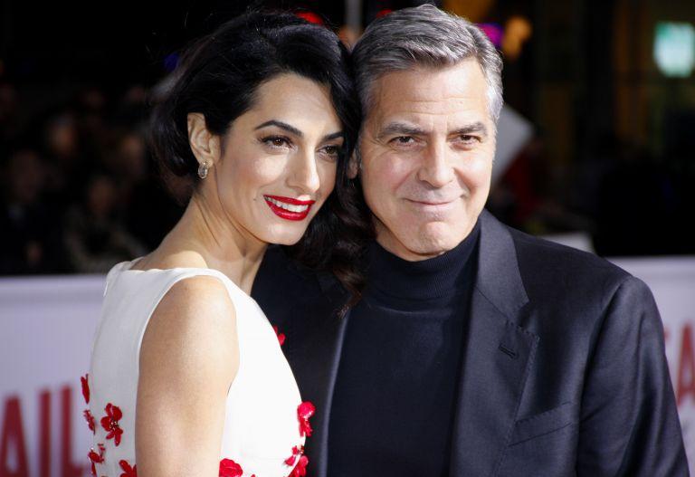 Τζόρτζ και Αμάλ Κλούνεϊ είναι ένα από τα πιο πλούσια ζευγάρια στον κόσμο | vita.gr