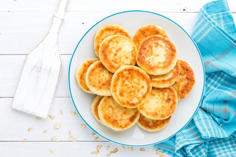 Τηγανίτες με τυρί | vita.gr