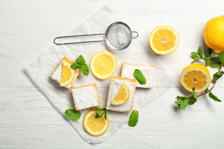 Σπιτικές μπάρες λεμονιού | vita.gr