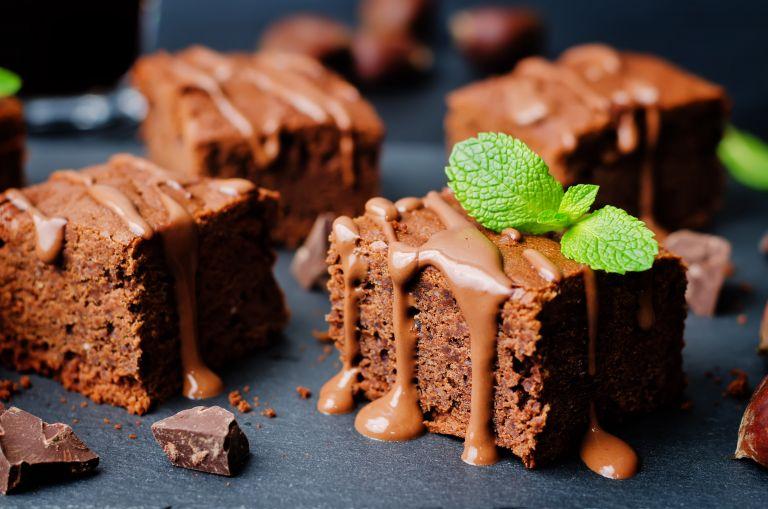 Πανεύκολα σοκολατένια brownies | vita.gr