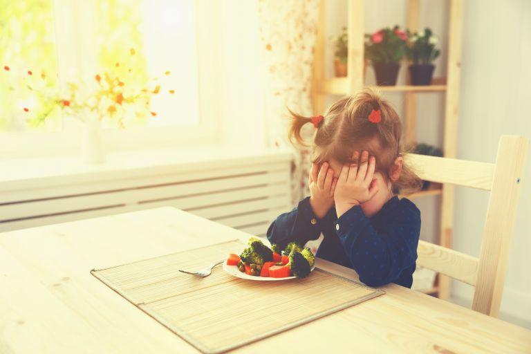 Κι όμως, ίσως δεν πειράζει που το παιδί σας δεν τρώει λαχανικά | vita.gr