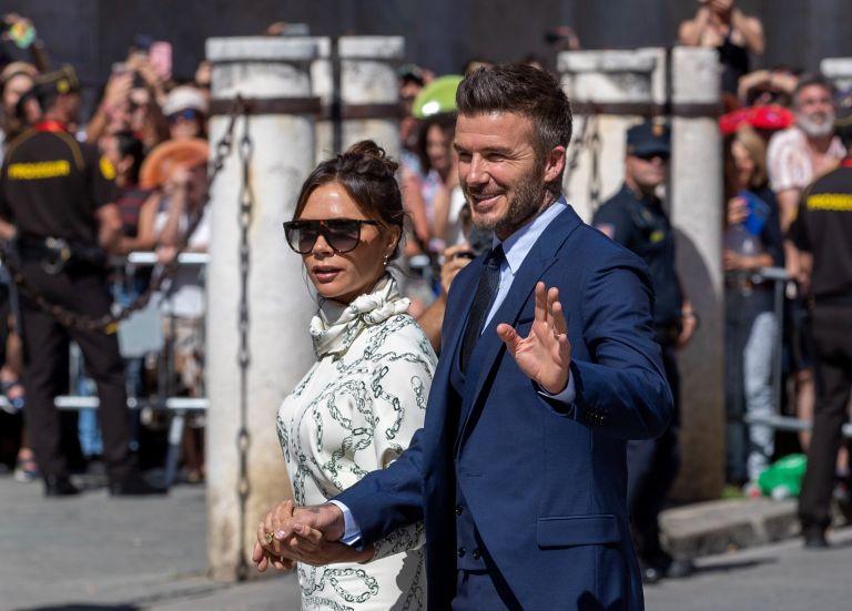 Ντέιβιντ και Βικτόρια Μπέκαμ γιόρτασαν 20 χρόνια γάμου | vita.gr