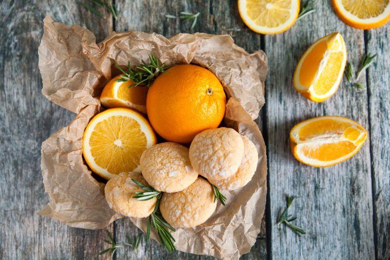 Εύκολα μπισκότα με πορτοκάλι | vita.gr