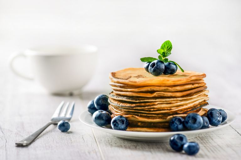 Τέσσερις υγιεινές εκδοχές των pancakes | vita.gr