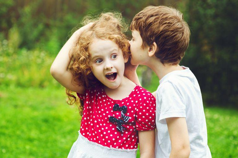 Μεγαλώστε ένα εχέμυθο παιδί | vita.gr