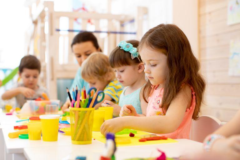 Κάντε το παιδί να λατρέψει το νηπιαγωγείο | vita.gr