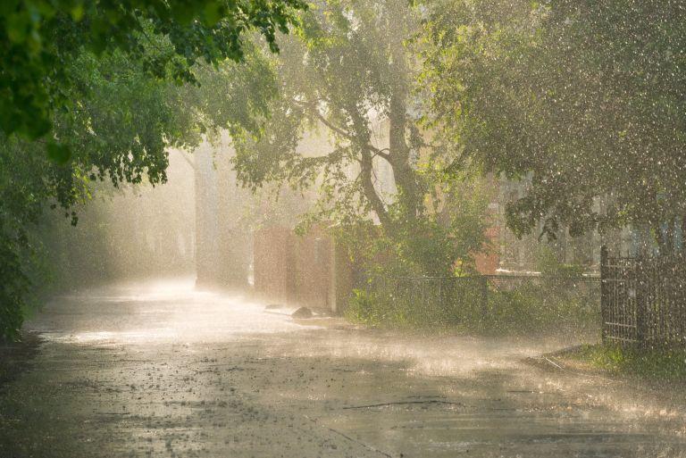 Συνεχίζονται οι υψηλές θερμοκρασίες με ηλιοφάνεια και βροχές | vita.gr