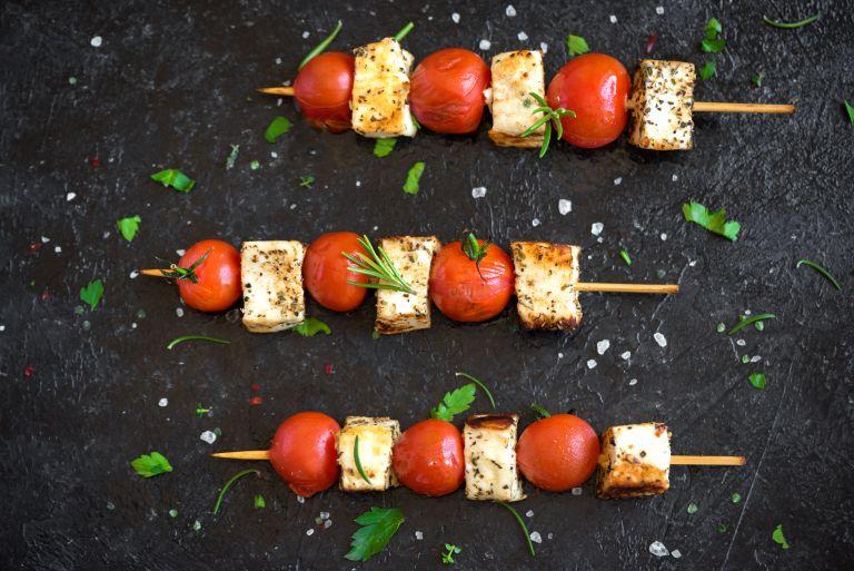 Σουβλάκια λαχανικών | vita.gr