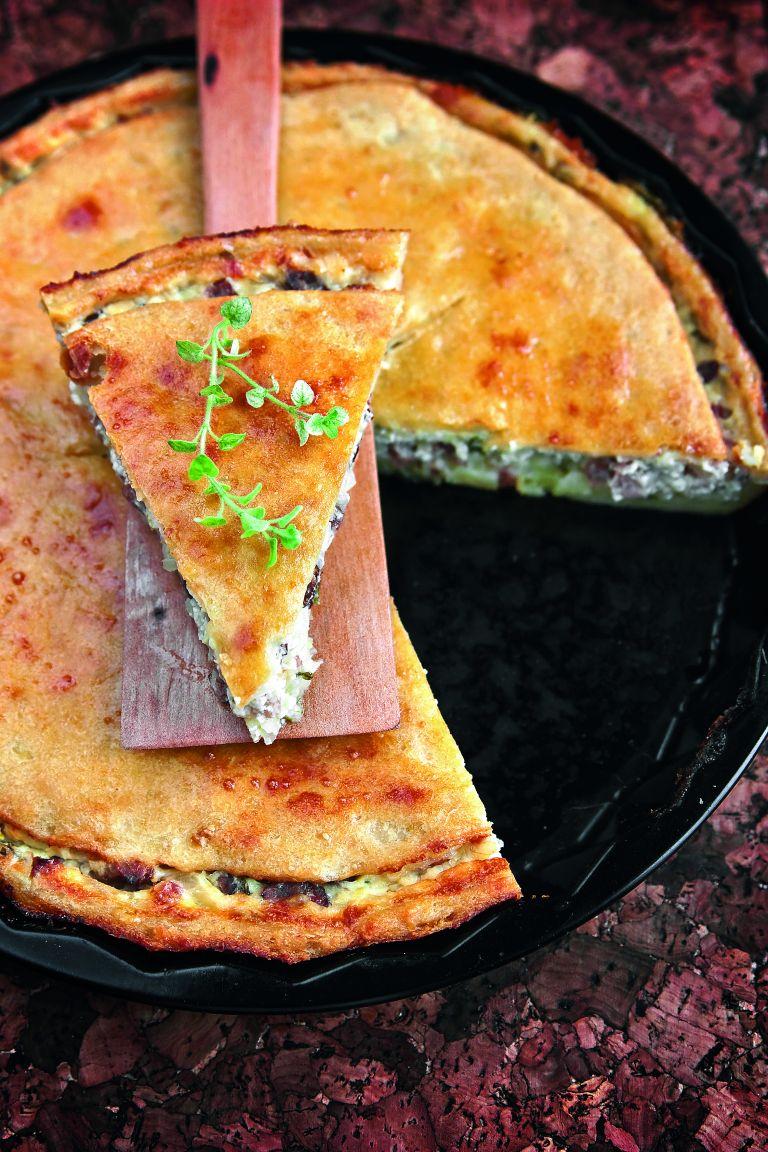 Λαχταριστή μανιταρόπιτα | vita.gr