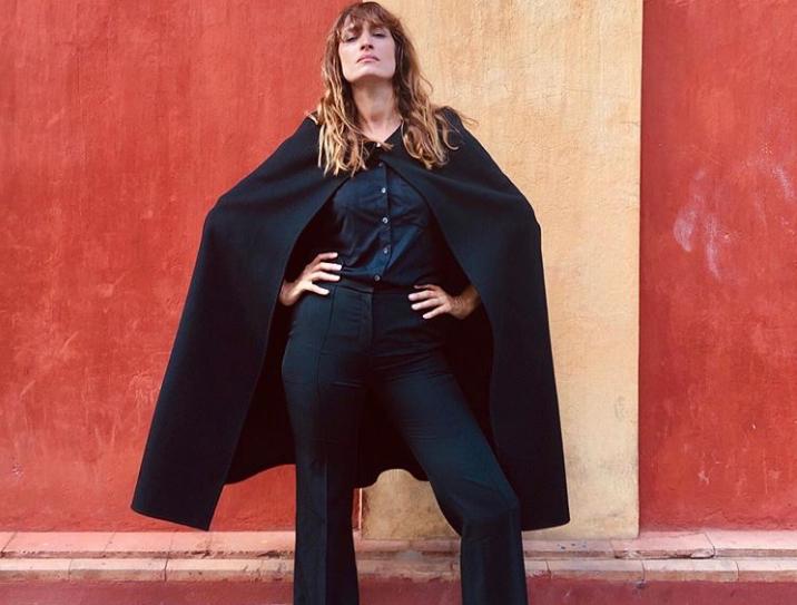 Caroline de Maigret: Η γαλλική φινέτσα συναντά το rock glam | vita.gr