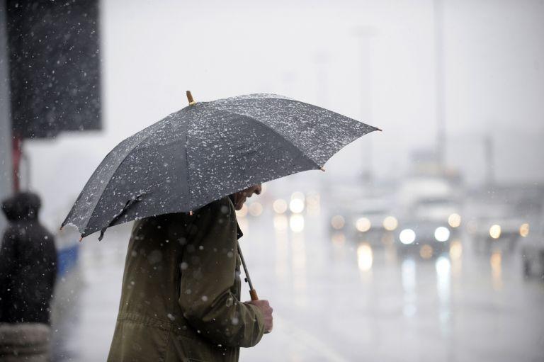 Ισχυρές καταιγίδες και σήμερα στην Αττική | vita.gr