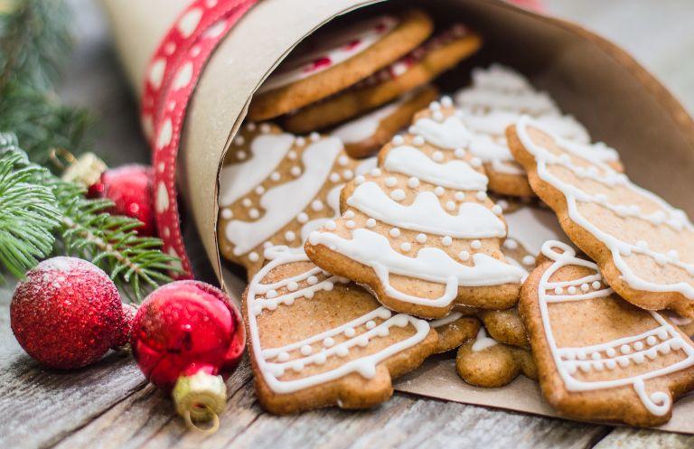 Γιορτινά μπισκότα με γλάσο   vita.gr