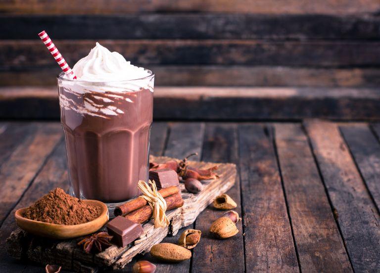 Μιλκσέικ σοκολάτα | vita.gr