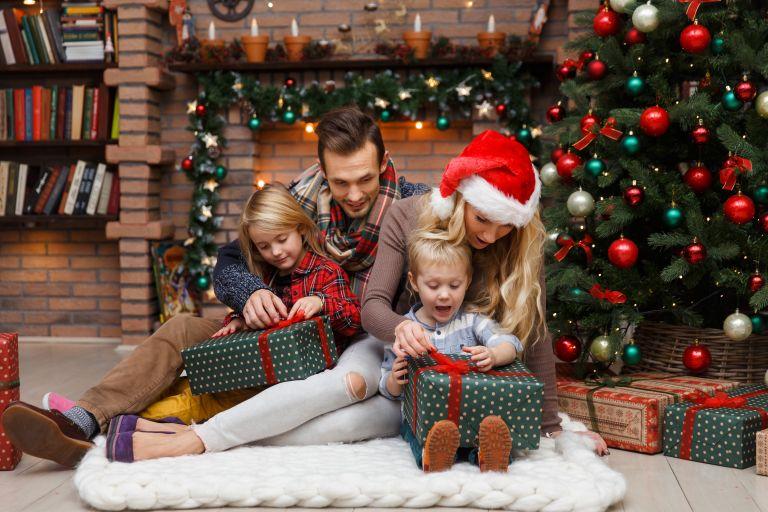 Φτιάξτε το καλύτερο χριστουγεννιάτικο κλίμα για τα νήπια | vita.gr