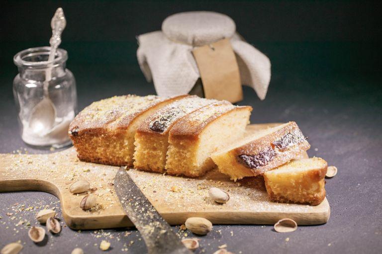 Αφράτο κέικ βανίλια με γιαούρτι   vita.gr