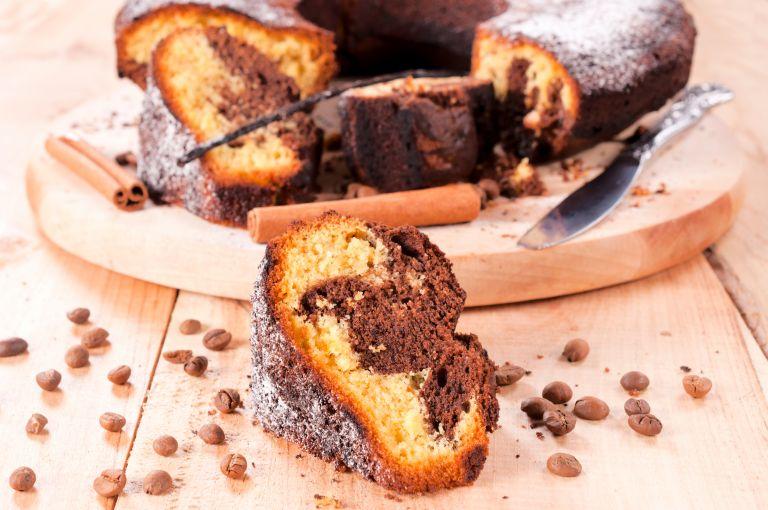 Κέικ βανίλια σοκολάτα   vita.gr