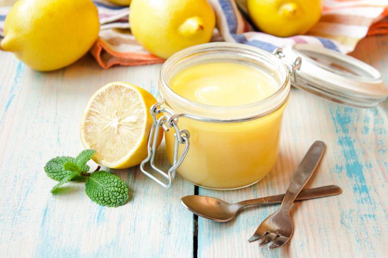 Γλυκιά κρέμα λεμόνι | vita.gr