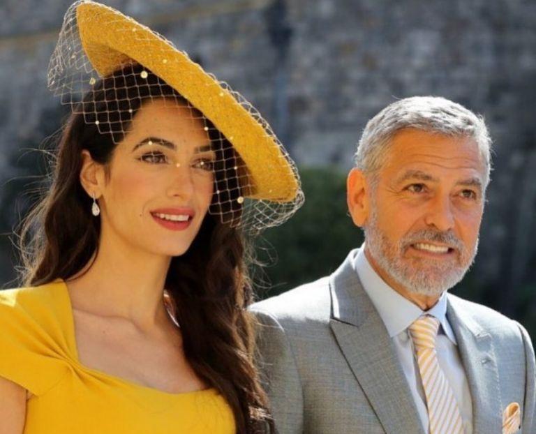 Αμάλ Αλαμουντίν : Σιγή ιχθύος περί διαζυγίου με τον Κλούνεϊ | vita.gr