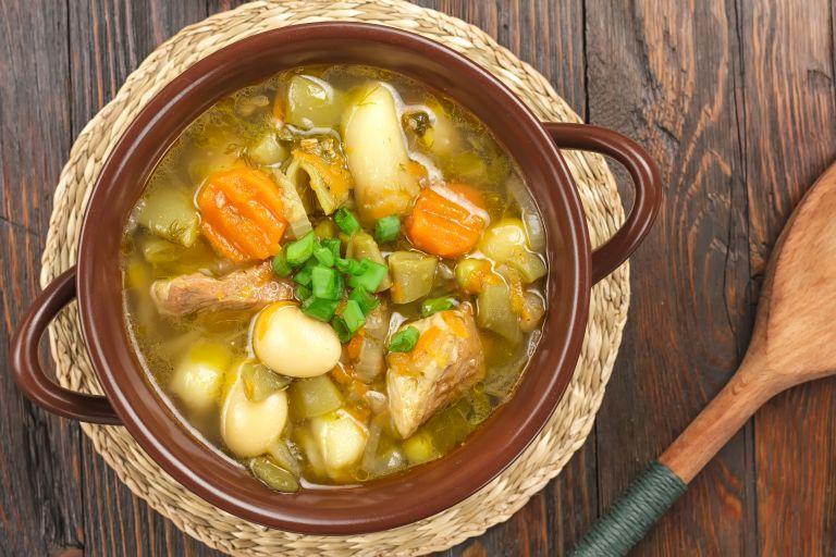 Σούπα μοσχάρι με λαχανικά | vita.gr