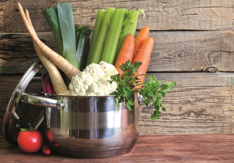 Το μυστικό για θρεπτικές σούπες | vita.gr