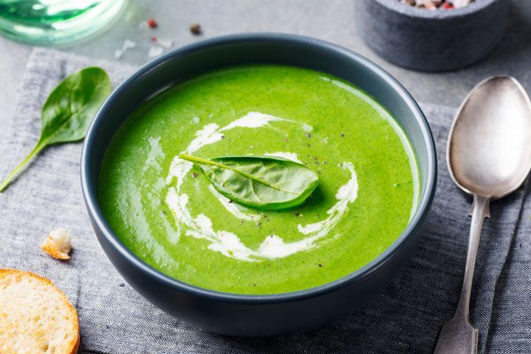 Σούπα βελουτέ με κολοκυθάκια | vita.gr