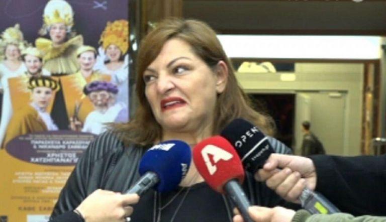 Βίκυ Σταυροπούλου: «Θα ξανασυστηθούμε; Ντροπή!» | vita.gr