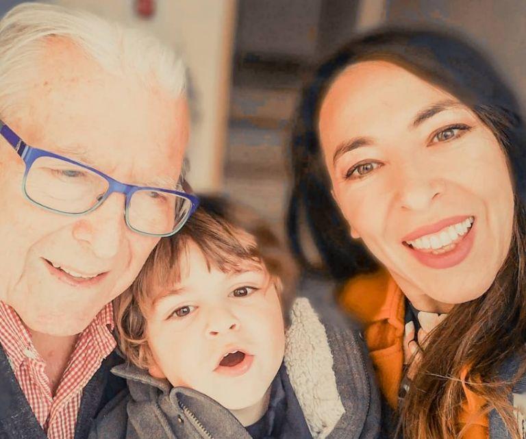 Αλίκη Κατσαβού: Η τελευταία αγκαλιά του Κώστα Βουτσά με τον γιο του | vita.gr