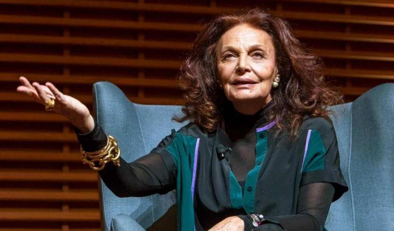 Η Νταϊάν φον Φίρστενμπεργκ σχεδιάζει αξεσουάρ για καλό σκοπό | vita.gr