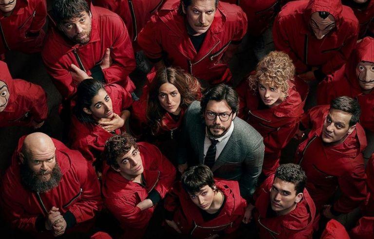 La Casa de Papel : Το νέο teaser πριν την πρεμιέρα της νέας σεζόν | vita.gr