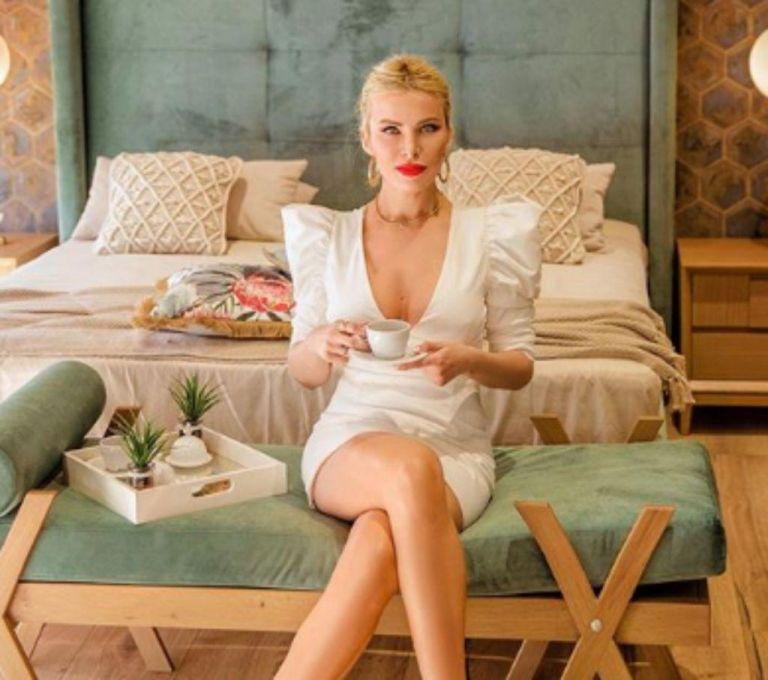 Κατερίνα Καινούργιου: Φωτογράφισε για πρώτη φορά τον σύντροφό της | vita.gr