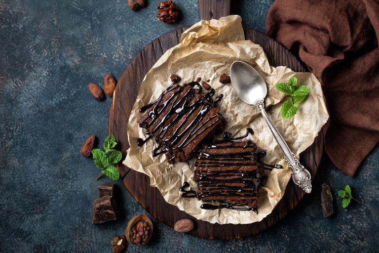 Σοκολατένια brownies | vita.gr