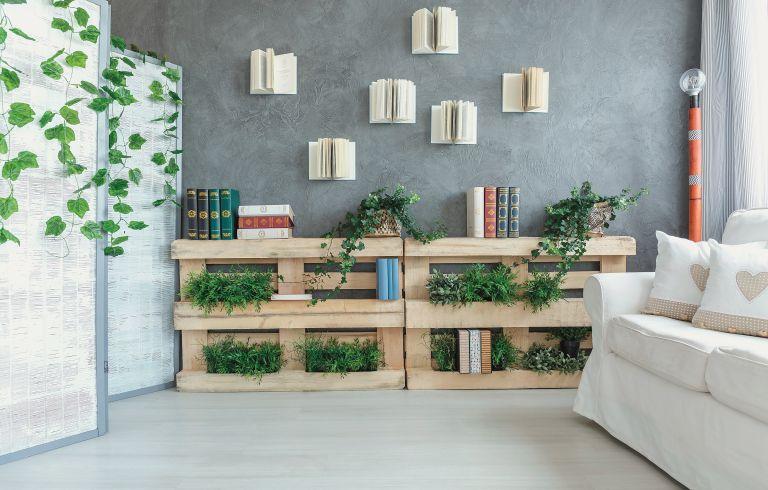 DIY: Αξιοποιούμε κάθε γωνιά του χώρου μας | vita.gr