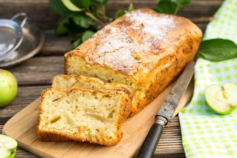 Κέικ μήλου νηστίσιμο | vita.gr