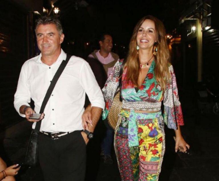Ιωάννα Λίλη: Κούρεψε μόνη της τον Θοδωρή Ζαγοράκη | vita.gr