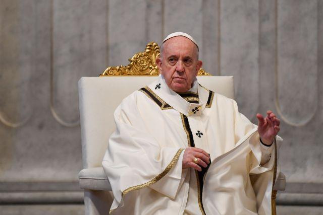 Το αστείο του Πάπα για ένα μπουκάλι ουίσκι και η αντίδραση από το Βατικανό   vita.gr