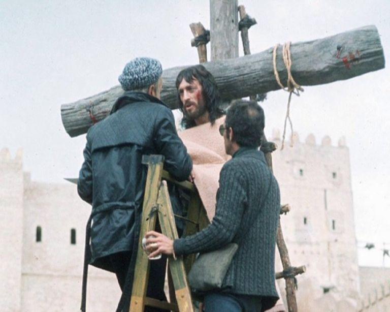 Ο Ιησούς από τη Ναζαρέτ : Εντυπωσιακά παρασκήνια από το έπος του Τζεφιρέλι | vita.gr
