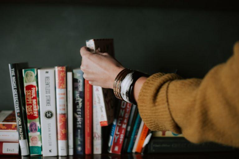 Βιβλία: Το διάβασμα κάνει καλό στην υγεία μας | vita.gr