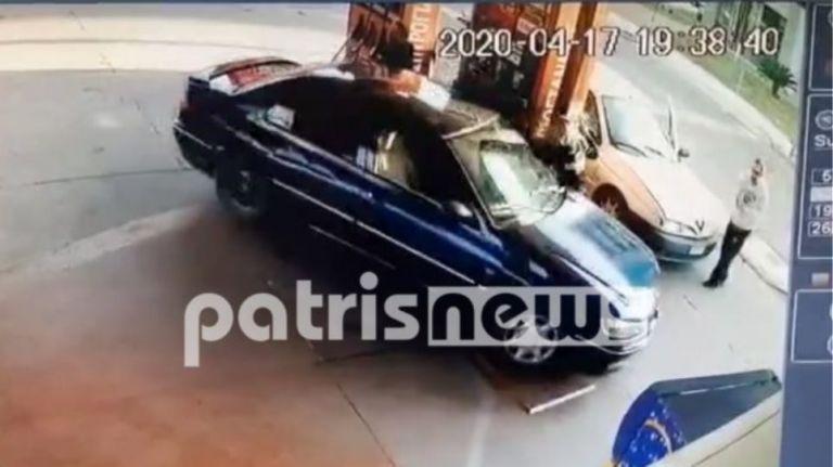 Έφυγε χωρίς να πληρώσει από το βενζινάδικο και πάτησε τον πρατηριούχο! | vita.gr