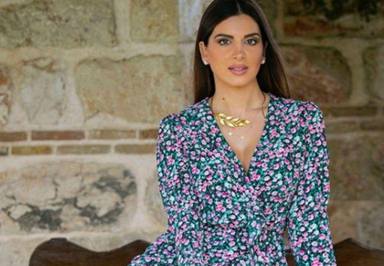 Σταματίνα Τσιμτσιλή: Διάβασε on air το μήνυμα από την πεθερά της | vita.gr