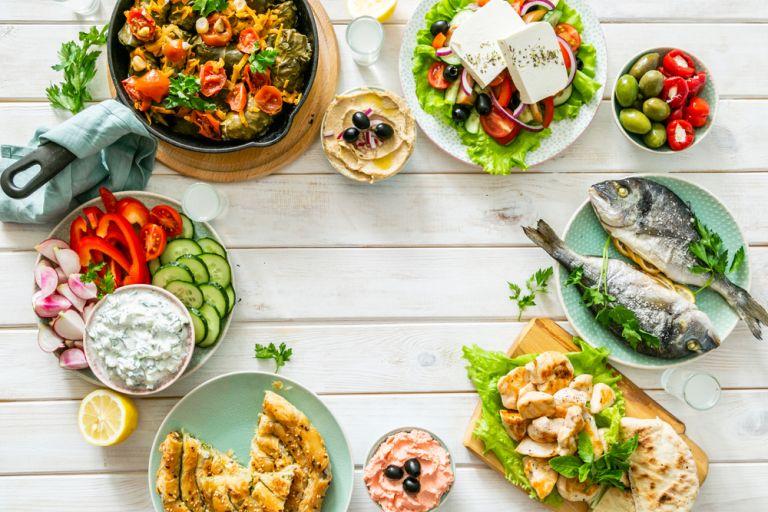 Μεσογειακή διατροφή για αδυνάτισμα με διάρκεια | vita.gr