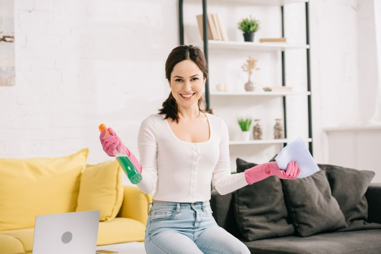 Καθαρίστε αποτελεσματικά το σπίτι σας μέσα σε λίγα λεπτά | vita.gr