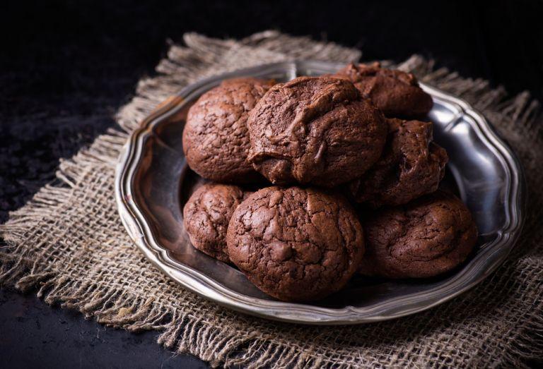 Μπισκότα με κακάο χωρίς αβγά | vita.gr
