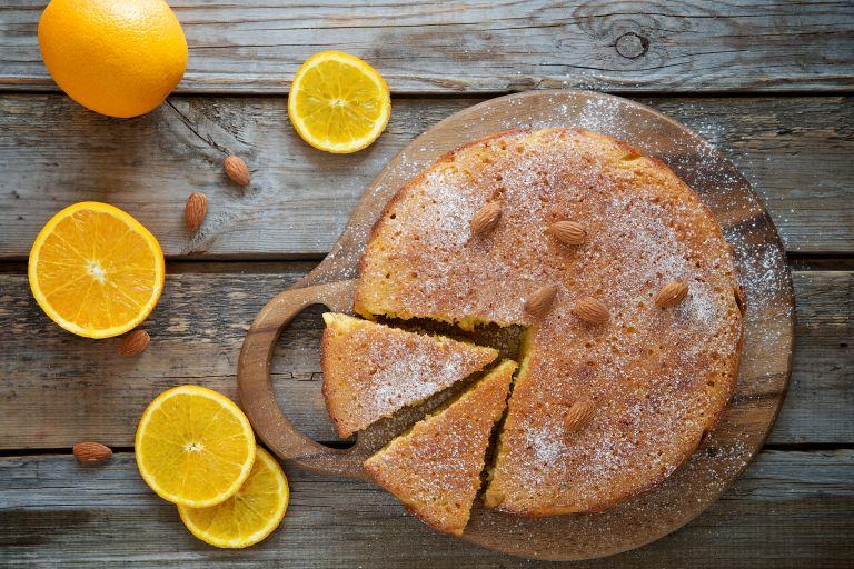 Κέικ πορτοκάλι   vita.gr