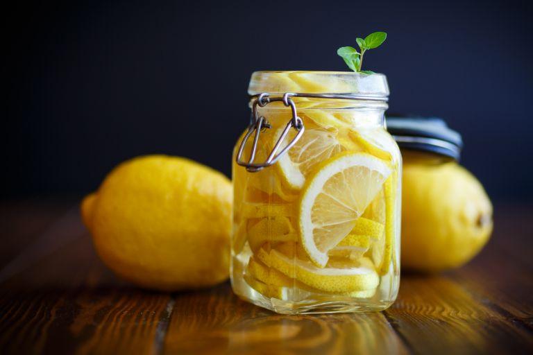 Γλυκιά πίκλα λεμονιού   vita.gr