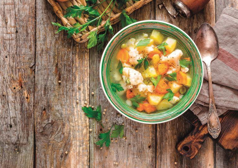 Σούπα λαχανικών | vita.gr