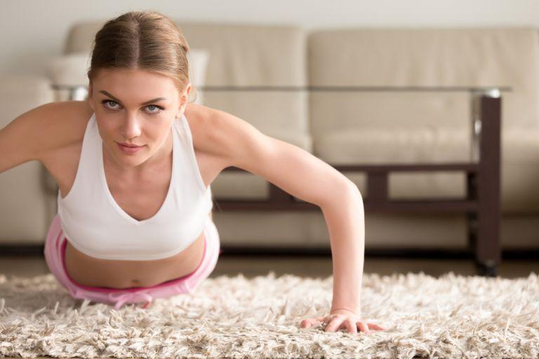Με αυτό το workout θα γυμνάσετε όλο το σώμα σας και θα κάψετε θερμίδες | vita.gr