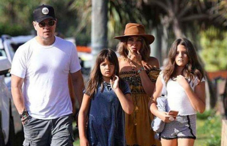 Matt Damon: Η κόρη του νόσησε από κοροναϊό | vita.gr